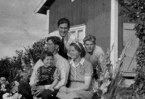 På bilden: Tage, Stig, Martin, Marta, Roland