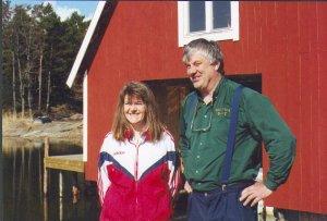 Roland och Kerstin Sjölander