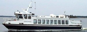 MS Sunnan Express